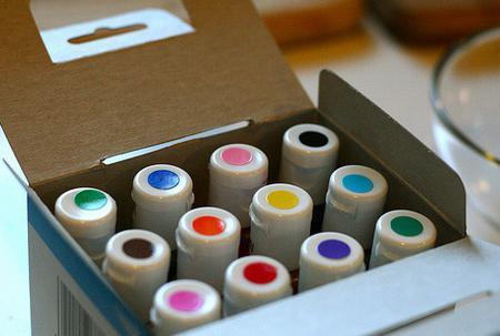 coloranti per gel alimentari