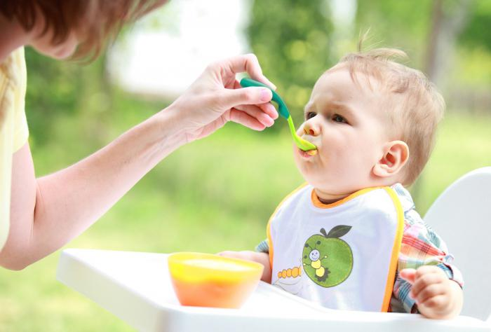 Pregledi košarice za babičino hrano za dojenčke