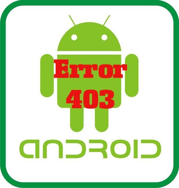 Poda napako 403