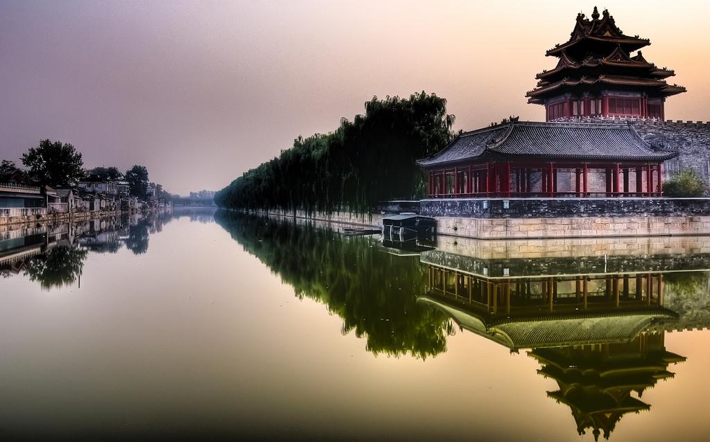опис забрањеног града у Кини