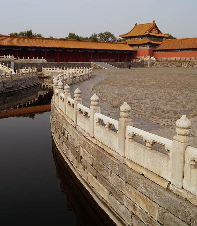 забрањени град у Кини