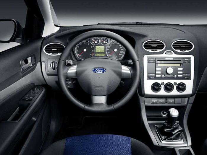dashboard ford focus 2