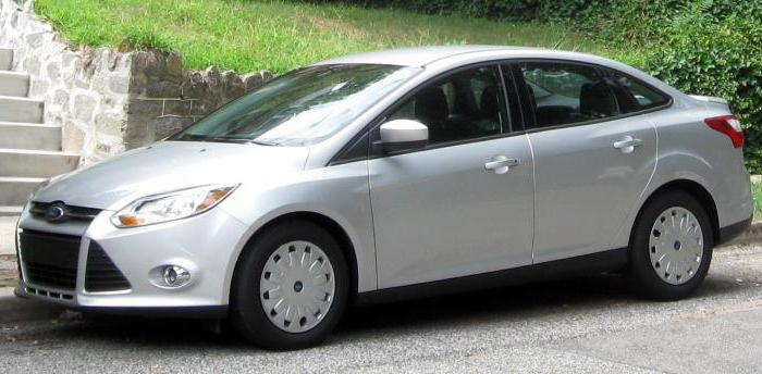 sterzo Ford Focus 2