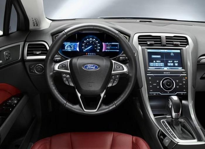Karavan Ford Mondeo