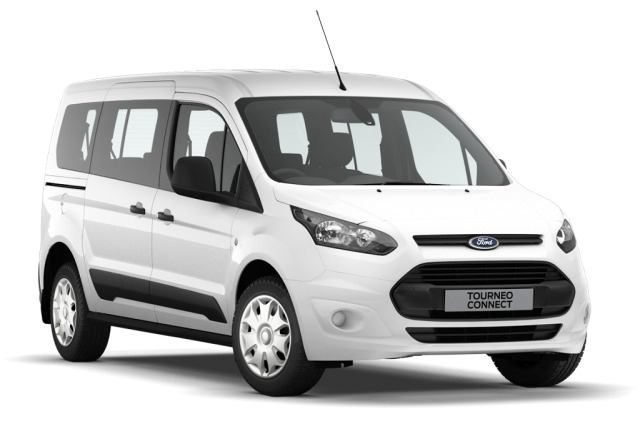 ford torno connect Price