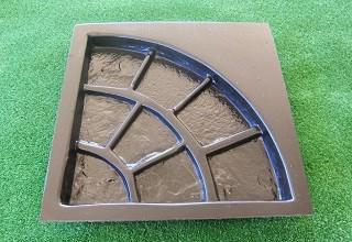 formy silikonowe do płytek chodnikowych