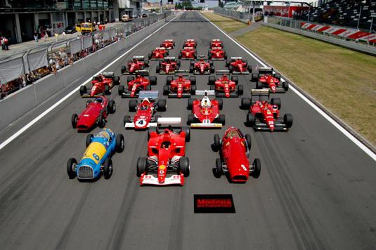 automobil formule 1