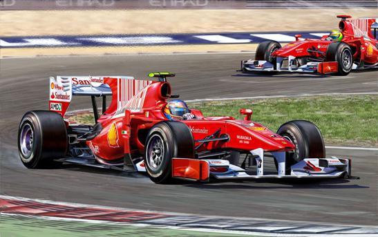 Specifikacije automobila Formule 1