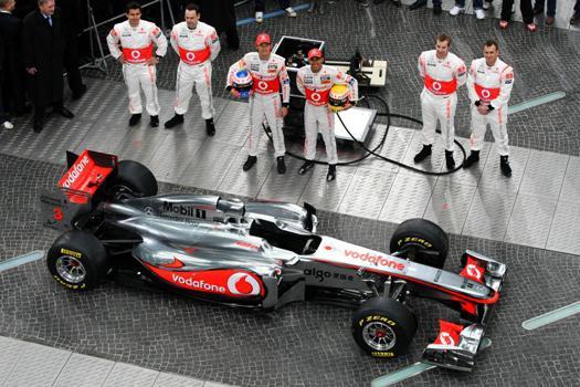 Volan Formule 1