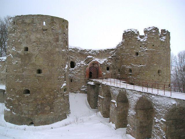 kamnite trdnjave