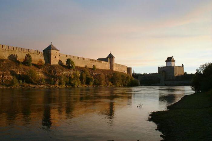 Najstarejše trdnjave v Rusiji