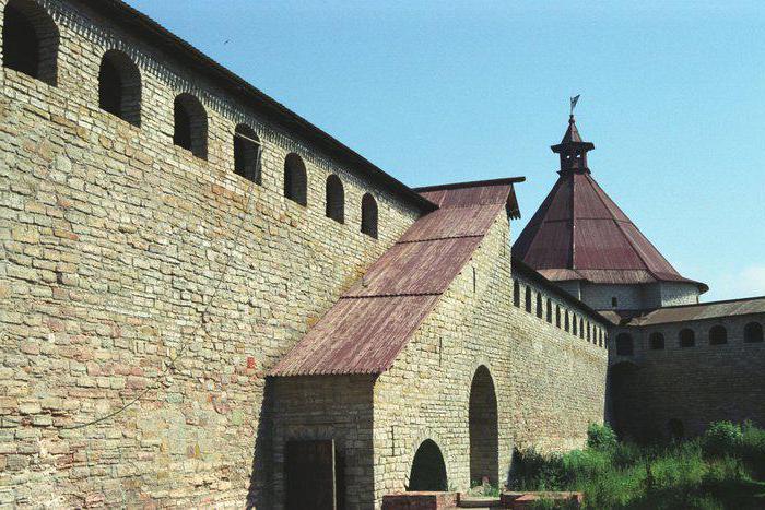 velike trdnjave rusije