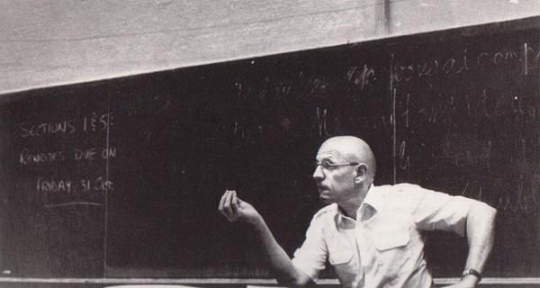 Michel Foucault na kratko