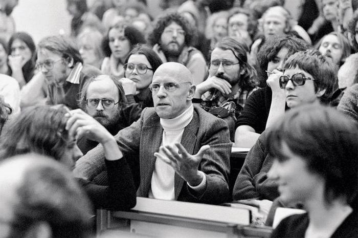 Michel Foucault: knjige