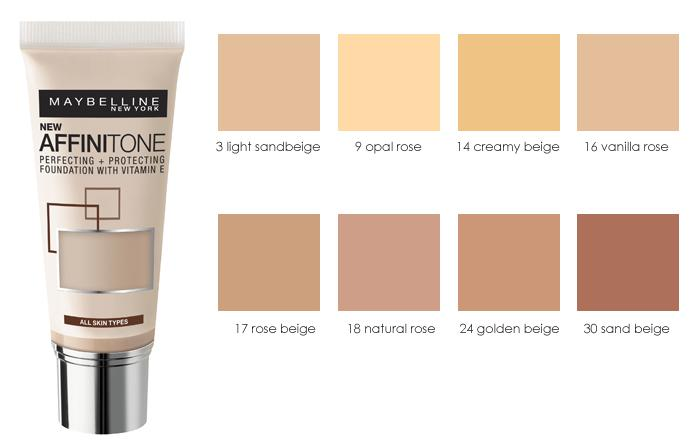 concealer maybelline afinitone