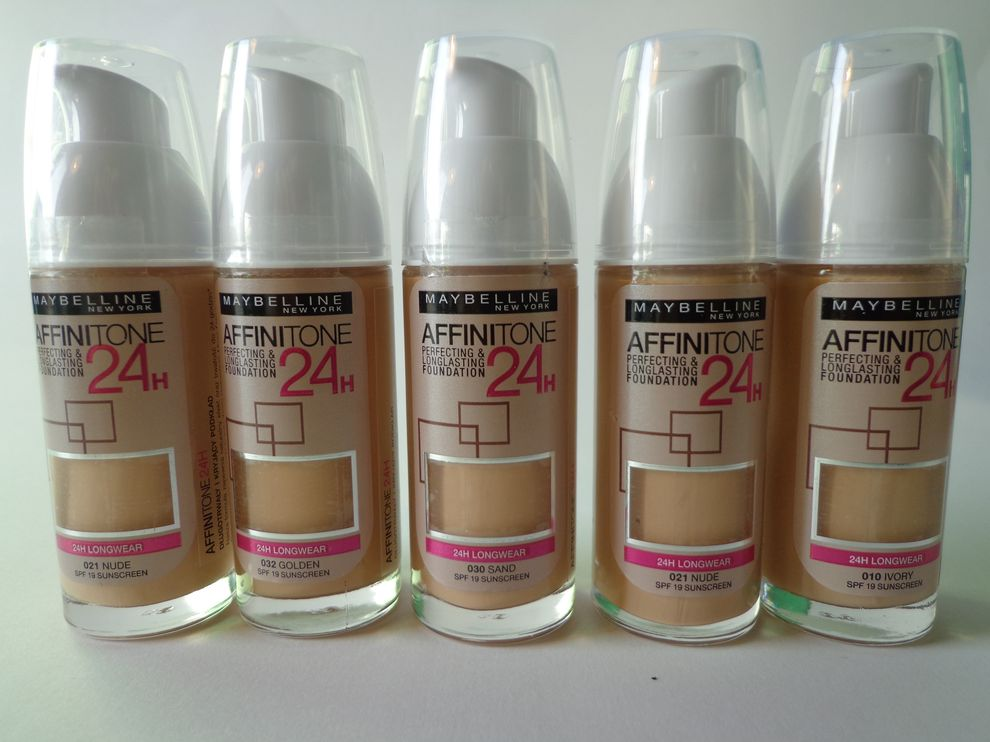 Maybelline Affinitone 24H