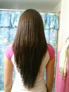 šišanje fox rep za dugu kosu