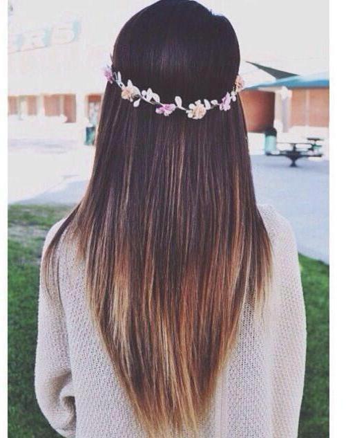 фризура за средњу косу
