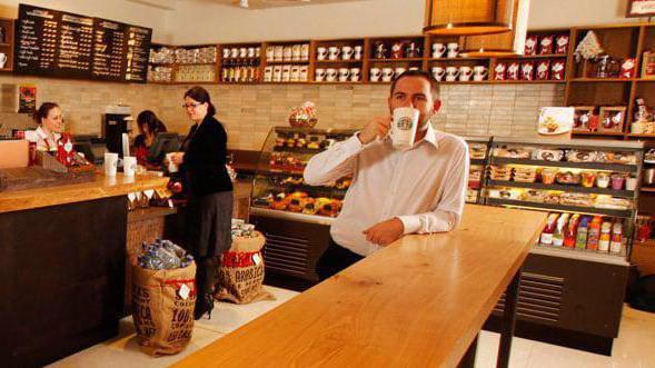 Franšiza Starbucks kavarne