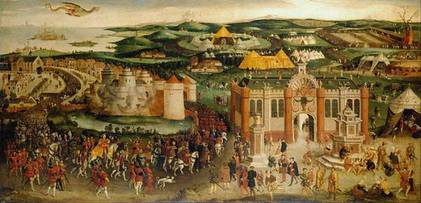 Франсис 1 - крал на Франция