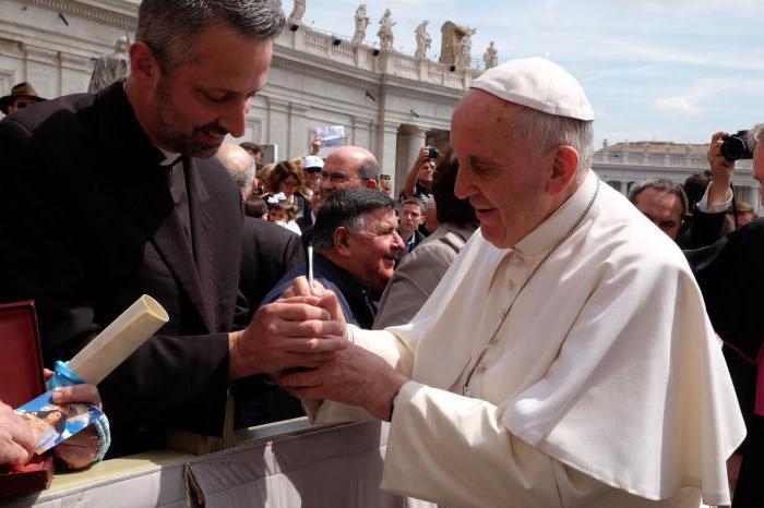 Папа Францис је изјавио