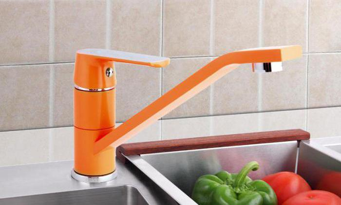 rubinetto della cucina