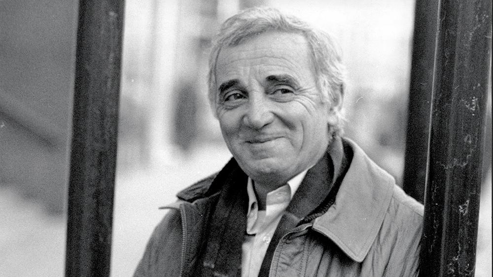 charle aznavour biografija