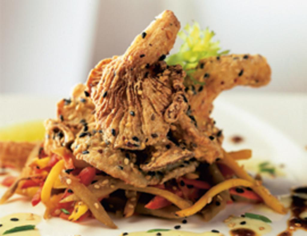 Ricetta dell'ostrica fritta