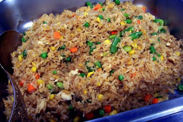 ricetta di riso fritto