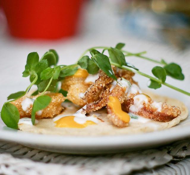 come cucinare il calamaro fritto
