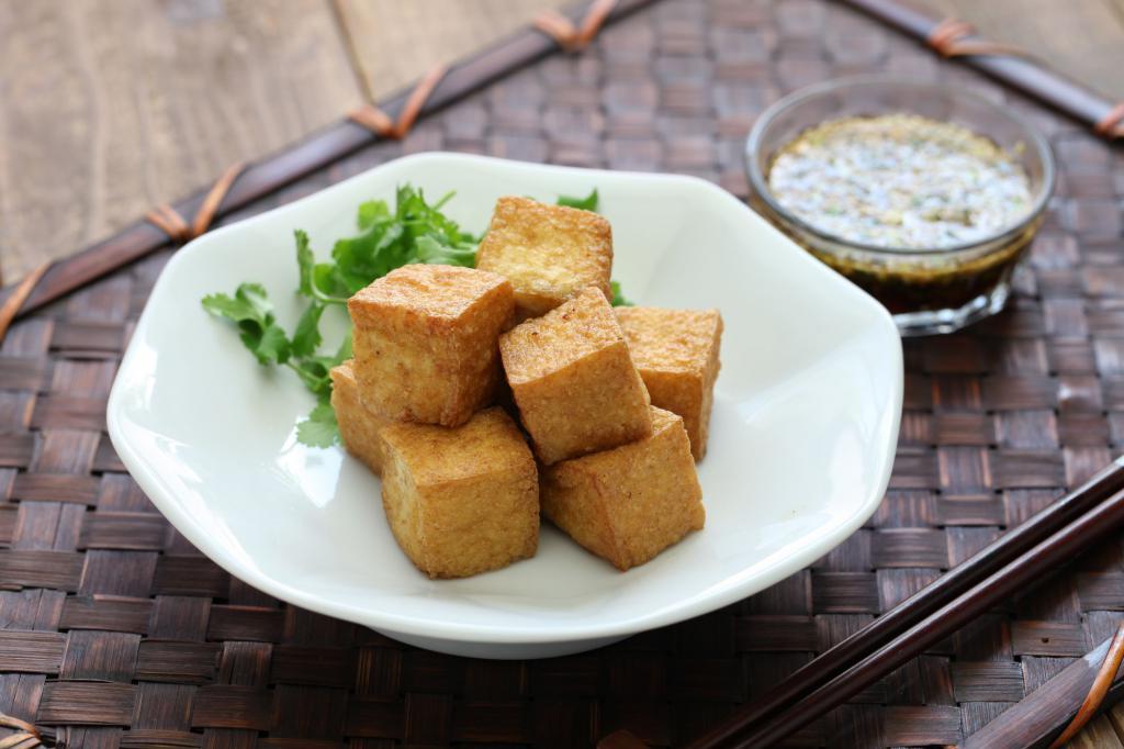 Fried Tofu Przepisy