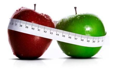 perdere peso sulla frutta