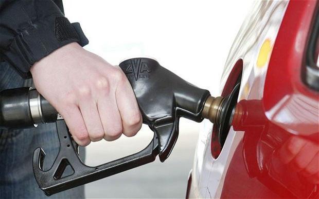 consumo di carburante inattivo