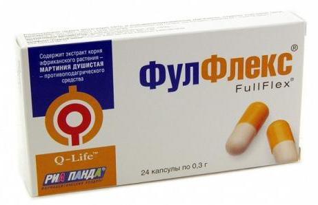 Istruzioni per l'uso delle capsule Fulflex