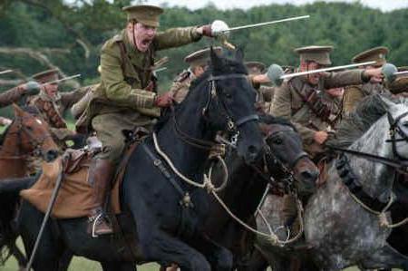 списък на филми за коне
