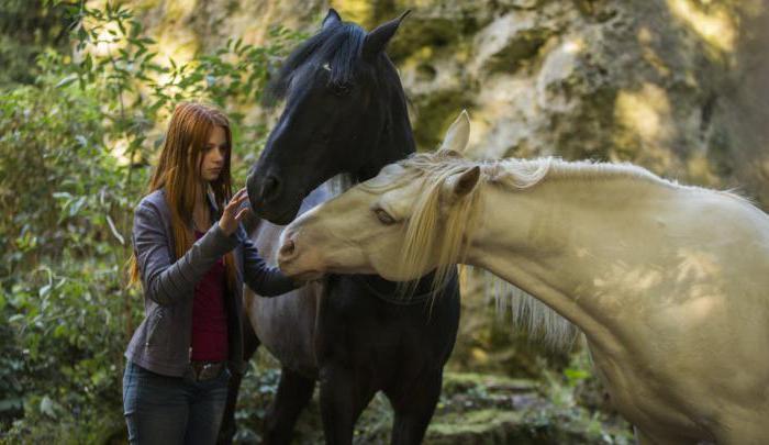 пълни списъци на филми за коне