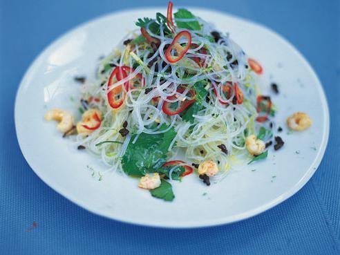 insalata funchoza calorie