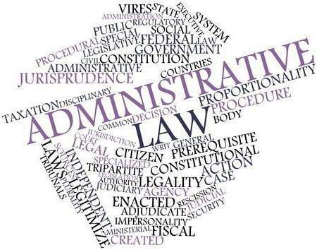 принципи на административното право