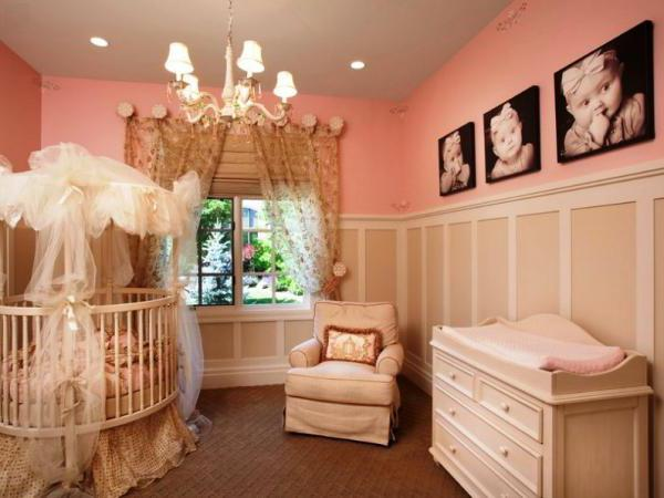mobili nella stanza dei bambini