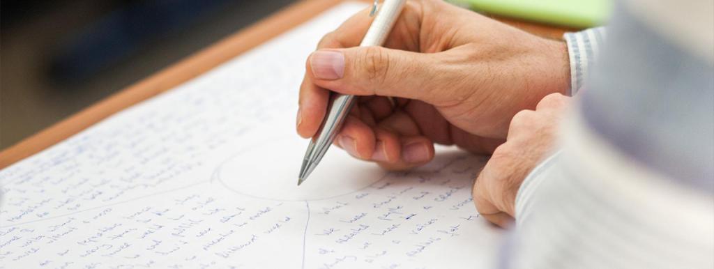 Слип писање прилога
