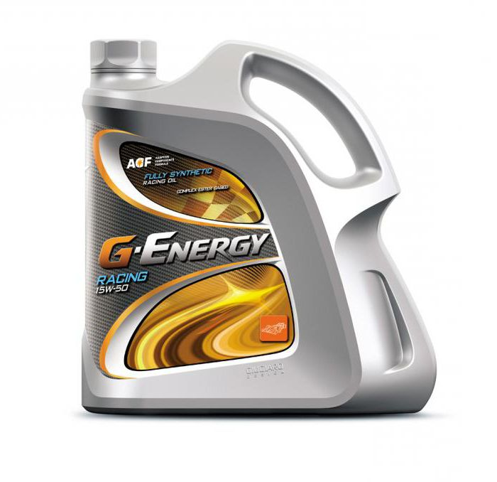 g olio di energia