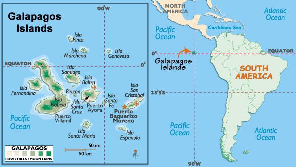Галапагос Исландс