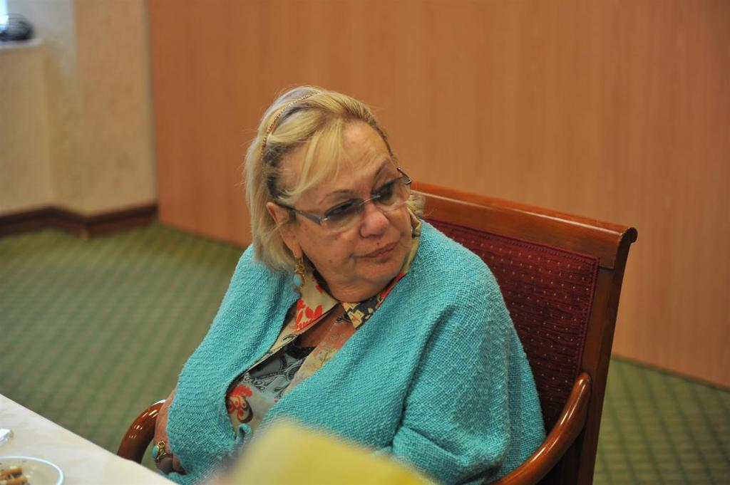 Galina Volchek danes