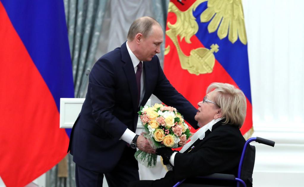 Galina Volchek Nagrade