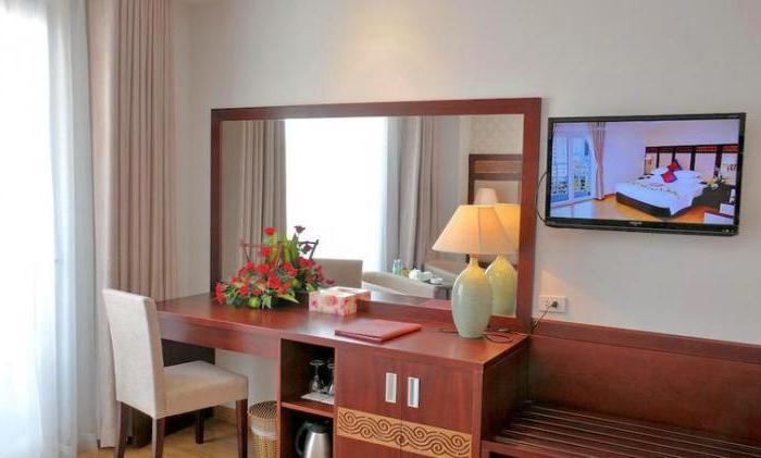 galliot hotel 4 nha trang recensioni