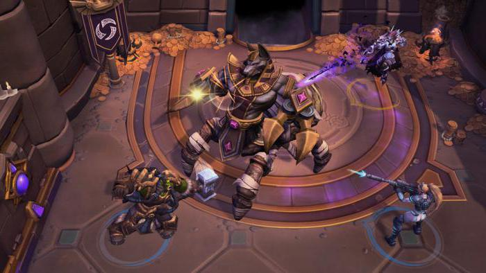 Heroes of the storm 2 0 recensione