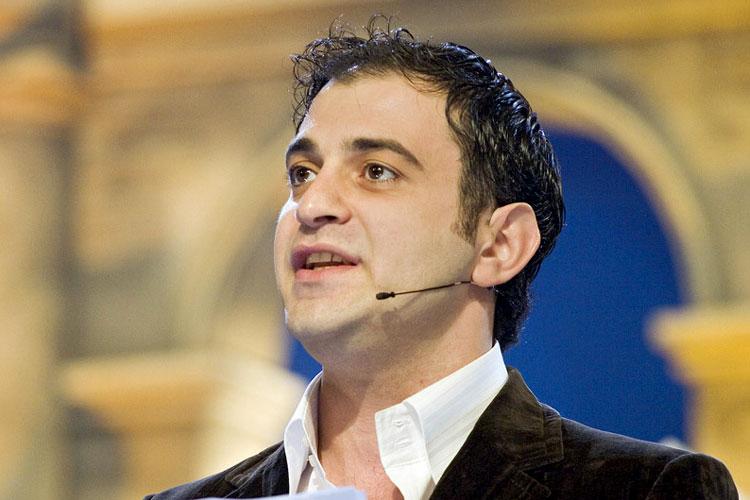 Garik Martirosyan sul palco