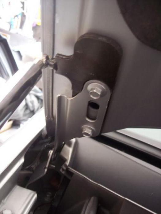 amortizer plina za poklopac motora