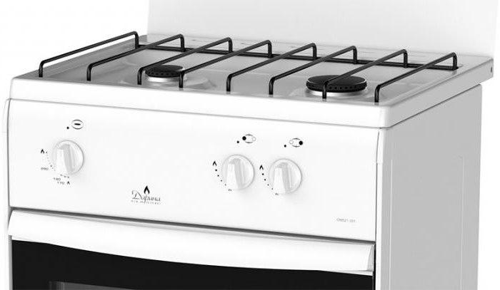recensioni di fornelli a gas darina