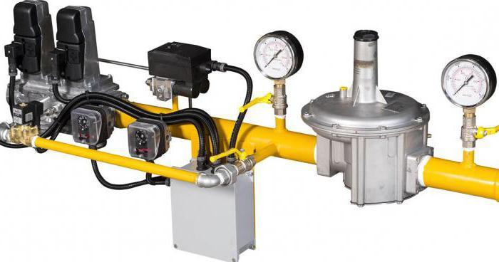 2-cylindrowa rampa gazowa